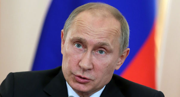 Vladimir Putin despre un ipotetic război Rusia-Ucraina