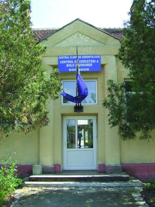 Proiect de cercetare nonfarmacologic desfășurat la Centrul de tratament și cercetare al bolii Alzheimer Socodor, demarat de UVVG
