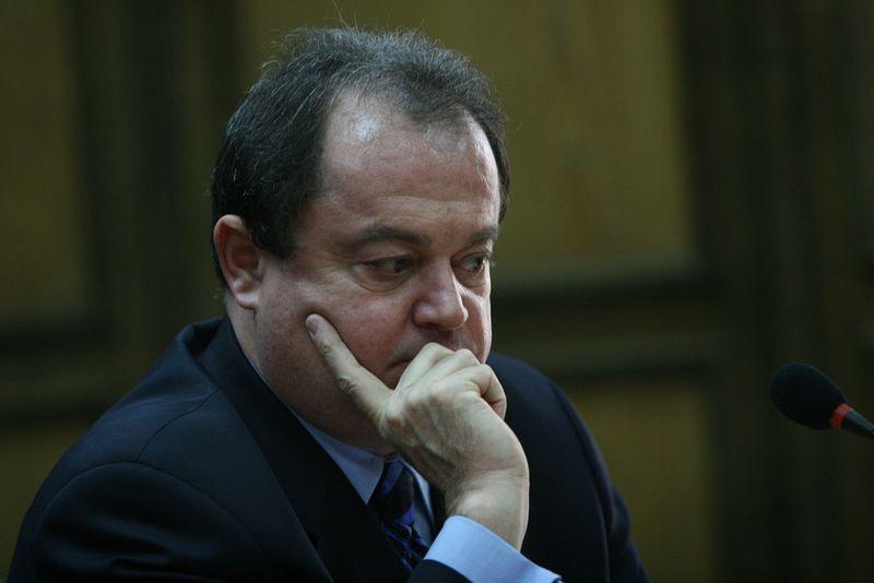 Percheziţii la firma de pază a ginerelui lui Vasile Blaga, într-un dosar de evaziune de 600.000 euro