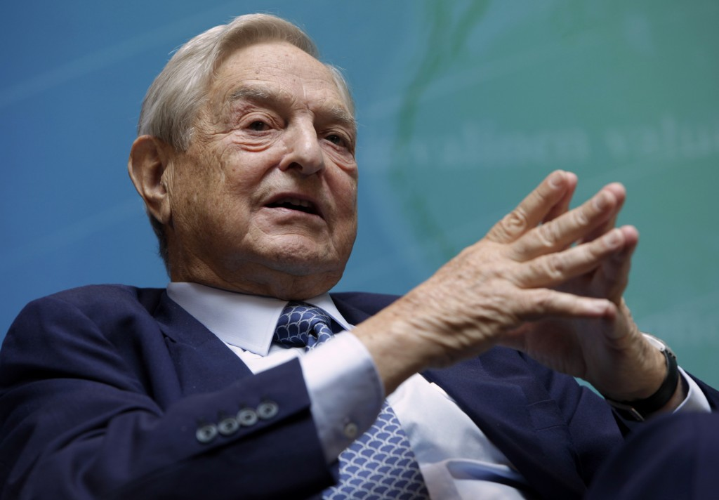 Soros avertizează asupra riscului unui nou război mondial și îndeamnă la 'concesii majore' pentru China
