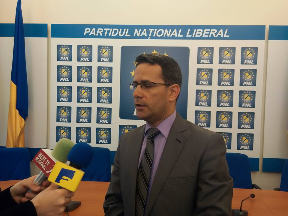 Adrian Țolea : PNL pregătește o moțiune de cenzură pe tema votului prin corespondență