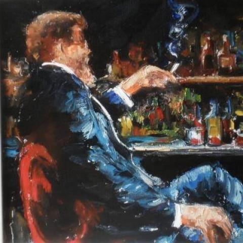 Universul pictorului Mihai Takacs -in memoriam-