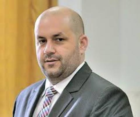 Daniel Botănoiu, secretar de stat Ministerul Agriculturii, Dorel Caprar, deputat, președintele PSD Arad
