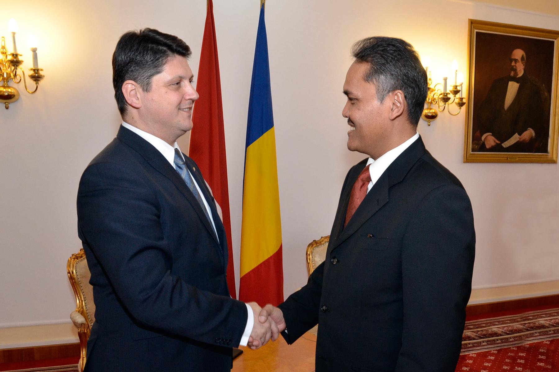 Ambasadorul Indoneziei la Arad