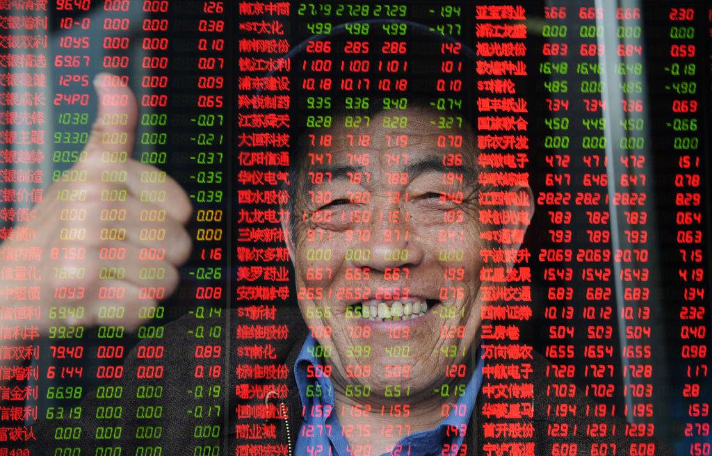 Bursele din China îşi revin după pierderile masive din zilele precedente
