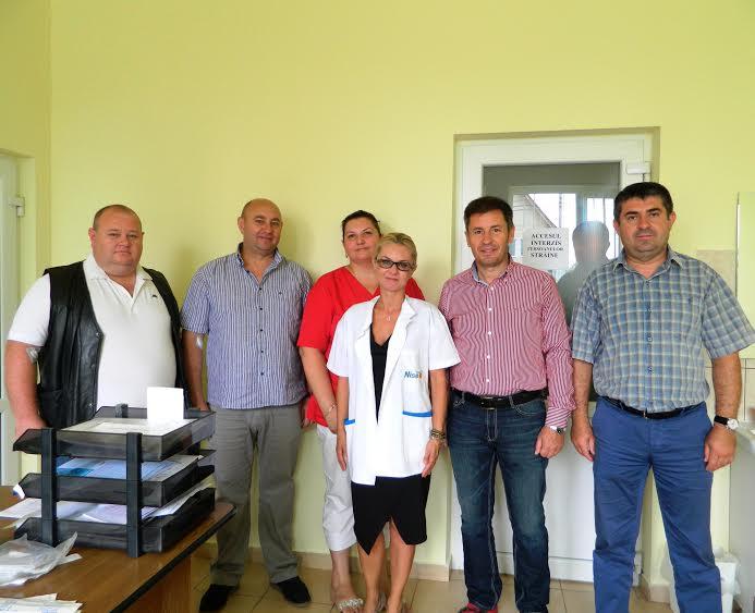 Senatorul Constantin Traian Igaș a donat din nou sânge
