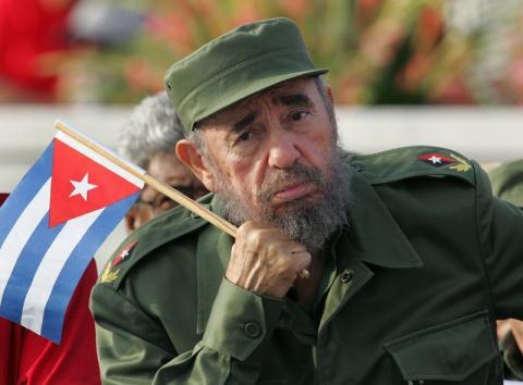 Fidel Castro l-a felicitat pe Alexis Tsipras pentru victoria sa