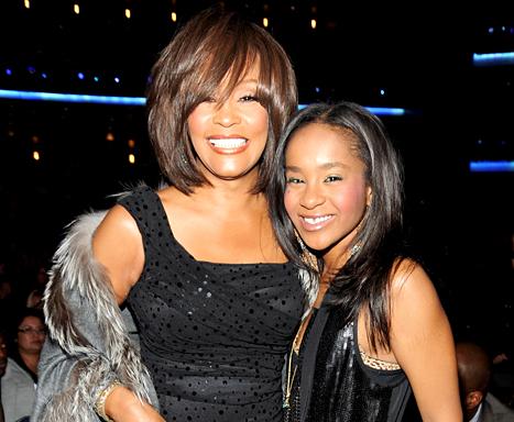 Bobbi Kristina Brown, înmormântată alături de mama ei, Whitney Houston