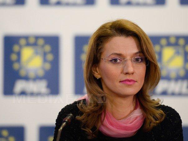 Alina Gorghiu: PNL are conturile blocate