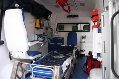 Ziua Porţilor deschise la Serviciul de Ambulanţă Arad