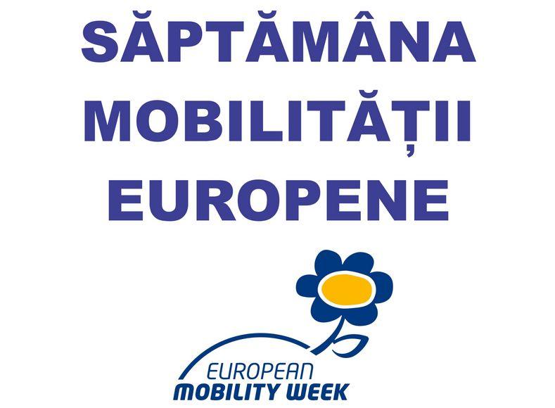 Start la săptămâna europeană a mobilităţii