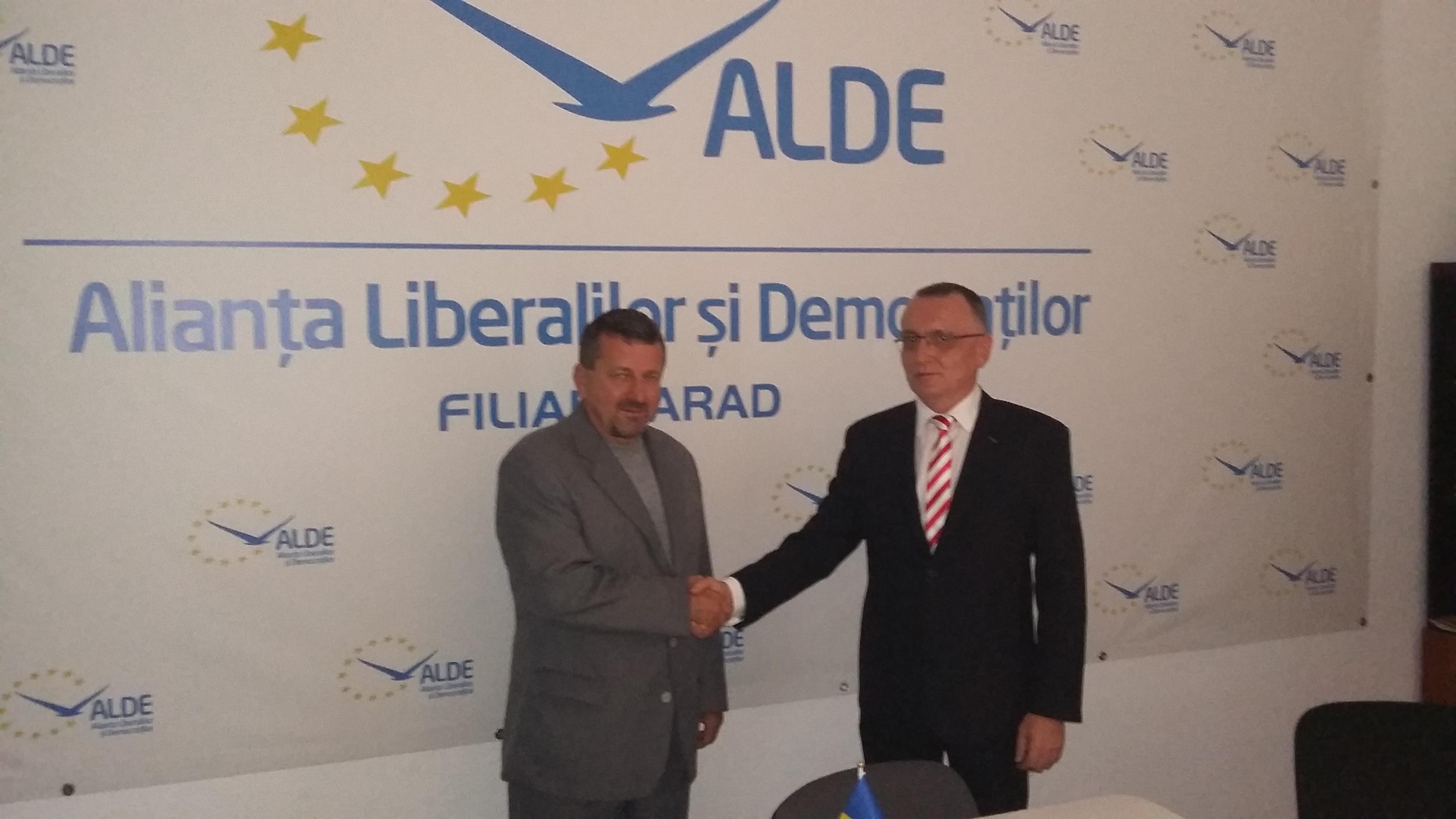 ALDE ARAD salută recunoașterea valorii școlii universitare arădene