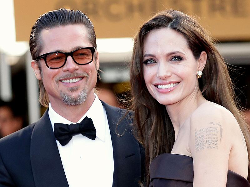 Brad Pitt și Angelina Jolie se mută la Londra