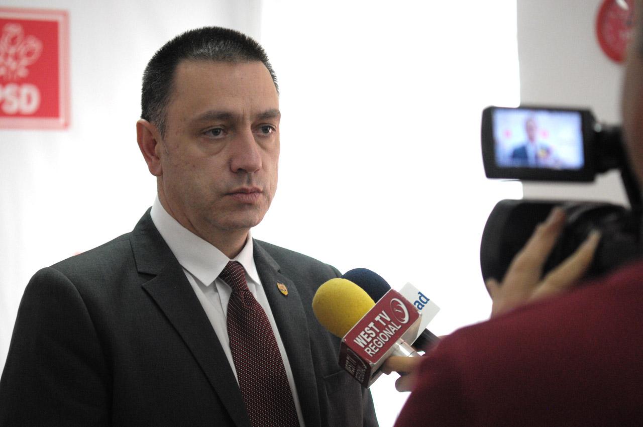 Mihai Fifor : Ne dorim o dimensiune urbană europeană pentru Arad dar nu cu preţul devalizării bugetului local