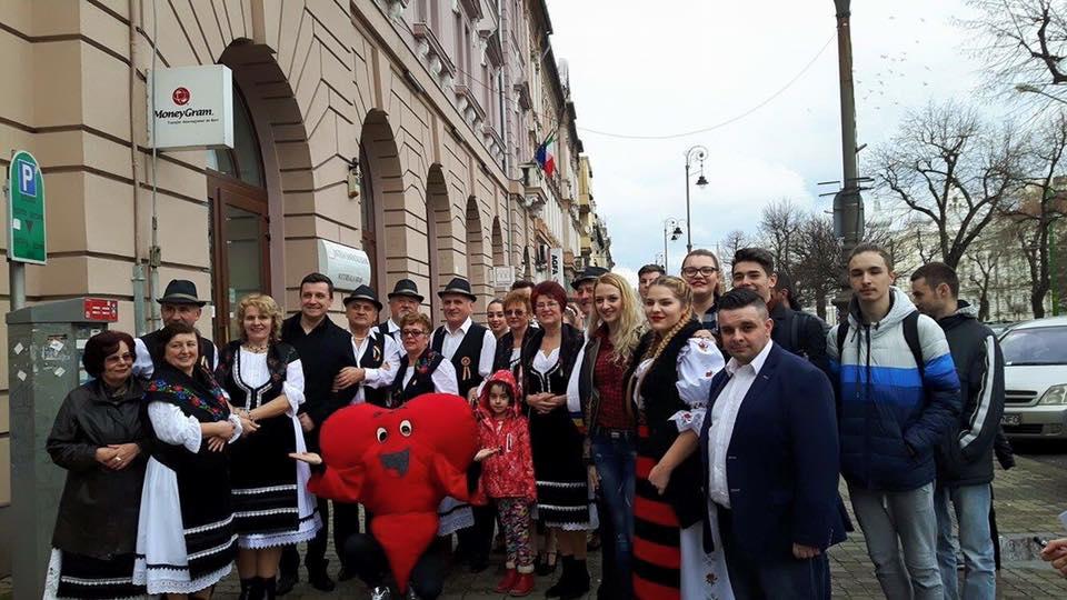 TSD Arad a propus arădenilor să sărbătorească Dragobetele în linia respectării tradiţiilor populare româneşti