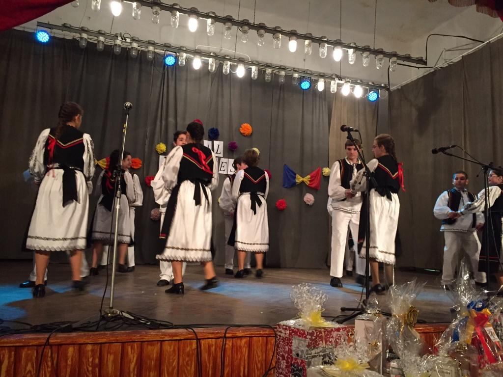 Bal românesc la Bătania. Carnaval la Gyula și Micherechi