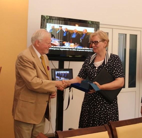 Excelenţa Sa Gențiana Șerbu, ambasador al României în Republica Cuba, a vizitat UVVG