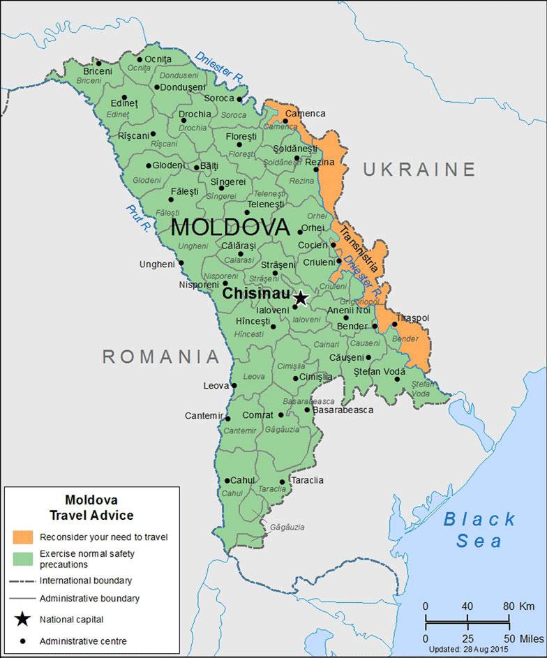 Editorial Paul Szasz Sebes : Problema transnistreană