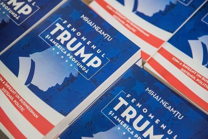 """Fenomenul Trump"" vine la Arad, mâine 19 august!"
