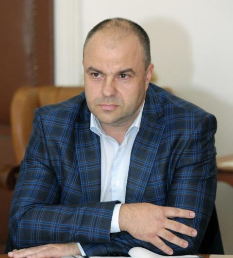 """Adrian Todor : """"Gheorghe Falcă nu este interesat de amplasarea Monumentului Marii Uniri"""""""