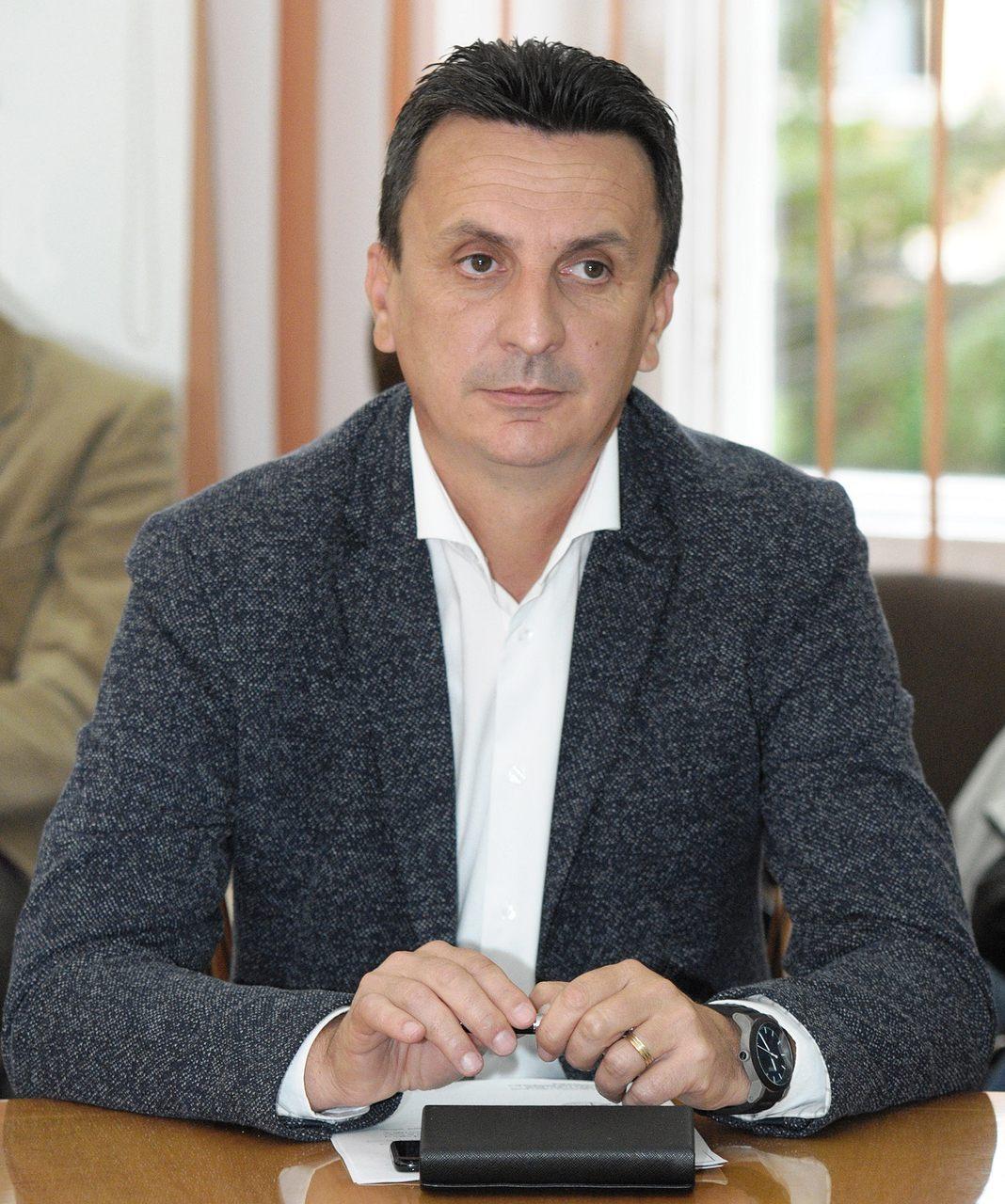 """Florin Tripa : """"Marinel Cionca ne pregătește pentru un nou an cu rezultate ZERO la CJA"""""""