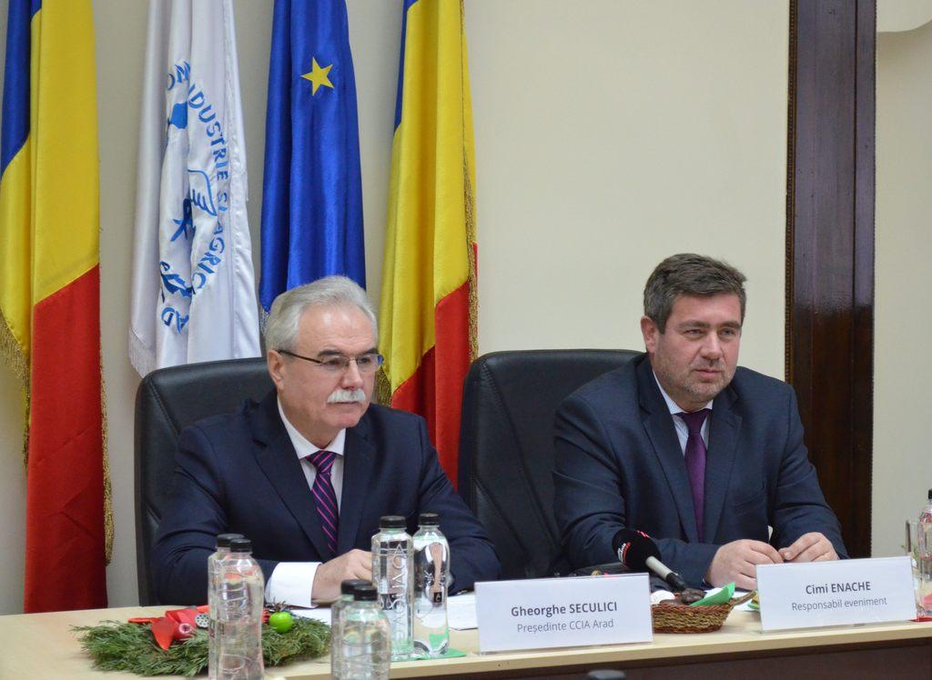 Activitatea Camerei de Comerț, Industrie și  Agricultură a Județului Arad Bilanț anual – 2017