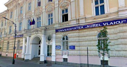 """Sesiunea a II-a de înscrieri la Universitatea """"Aurel Vlaicu"""" din Arad"""