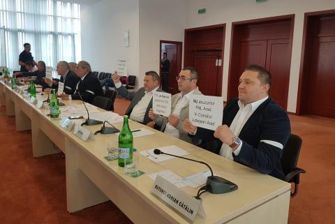 Grupul PSD-ALDE nu va abdica de la principiile şi normele aflate în slujba comunităţii